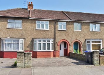 Thumbnail 3 bed terraced house for sale in Westcourt Road, Broadwater, Worthing