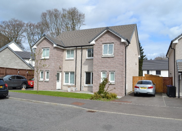 Thumbnail 3 bed semi-detached house to rent in Polo Park, Stoneywood, Aberdeen AB219Jw,