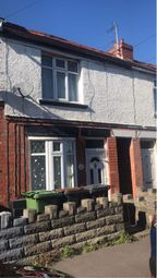 Thumbnail 2 bed terraced house to rent in Clifton Road, Nuneaton