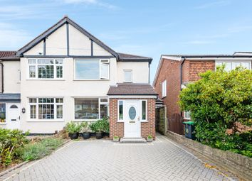 Thumbnail 3 bed end terrace house for sale in Ashby Avenue, Chessington