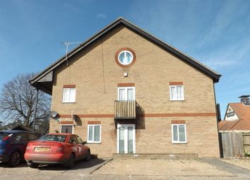 Thumbnail 1 bed flat to rent in Chase Court, Thetford