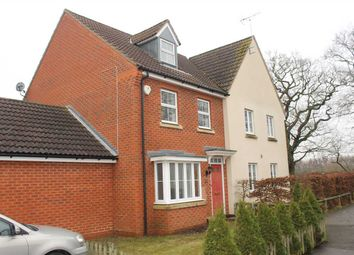 Thumbnail 3 bedroom semi-detached house to rent in Pontins Walk, Kesgrave, Ipswich