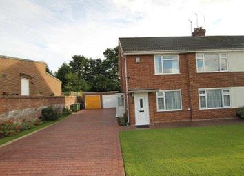 Thumbnail 2 bed flat to rent in Grange Crescent, Halesowen, West Midlands
