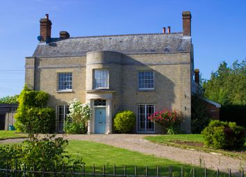 Thumbnail 5 bed detached house to rent in Shearing Place, Belchamp St. Paul, Sudbury, Suffolk
