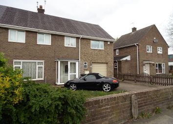 Thumbnail 5 bed semi-detached house for sale in Crookesbroom Lane, Hatfield, Doncaster