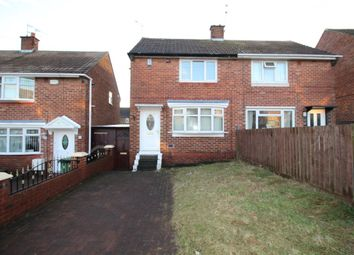 Thumbnail 2 bed semi-detached house for sale in Arnold Road, Farringdon, Sunderland