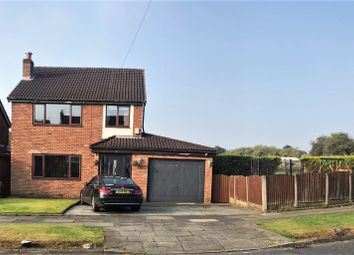 Thumbnail 3 bed detached house for sale in Millom Drive, Unsworth, Bury