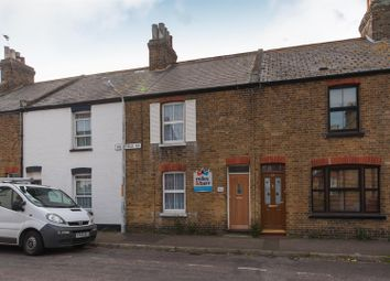 Thumbnail 2 bed terraced house for sale in Westfield Road, Birchington