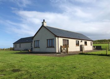 Thumbnail 3 bed detached bungalow for sale in Birsay, Orkney