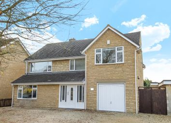 Thumbnail 5 bed detached house to rent in Standlake, Standlake