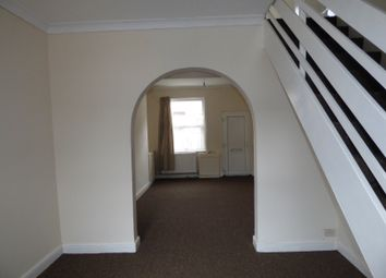 Thumbnail 2 bedroom terraced house to rent in Rutland Street, Hanley