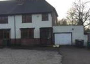 3 bed semi-detached house to rent in Birmingham Road, Walsall WS5