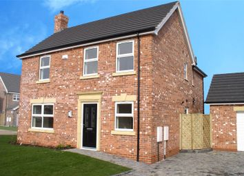 Thumbnail 4 bed detached house for sale in Plot 30, The Chatsworth, Fairways, Station Road, Tetney