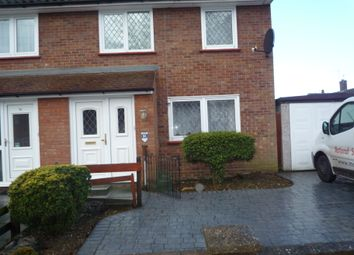 Thumbnail 2 bedroom end terrace house to rent in Tudor Way, Hertford