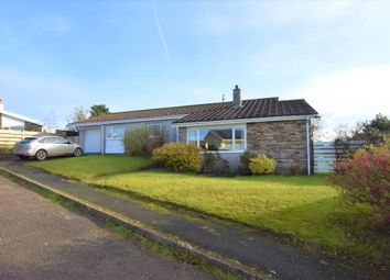Thumbnail 3 bed detached bungalow for sale in Trehunist Heights, Trehunist, Liskeard, Cornwall