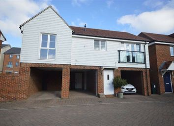 Thumbnail 2 bed detached house for sale in Rene Mac Kisray Place, Ashford, Kent