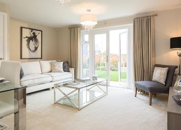 "Thumbnail 3 bedroom semi-detached house for sale in ""Tilford"" at Pyle Hill, Newbury"