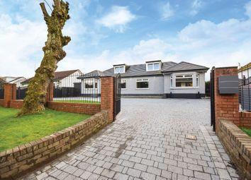 Thumbnail 5 bedroom detached bungalow for sale in Arthurlie Avenue, Barrhead, Glasgow