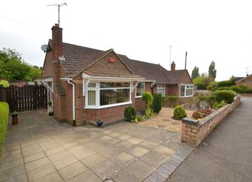 Thumbnail 2 bed bungalow for sale in Liddington Way, Kingsthorpe, Northampton