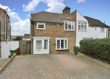 Thumbnail 3 bed semi-detached house for sale in Green Walk, Crayford, Dartford