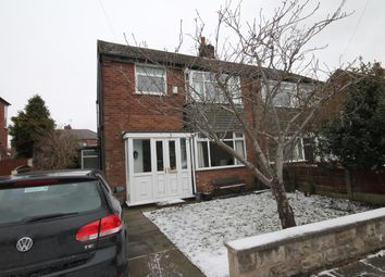 Thumbnail 3 bedroom semi-detached house to rent in Oakville Drive, Salford