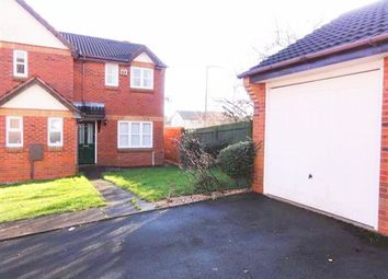 Thumbnail 2 bed semi-detached house to rent in Clematis Drive, Pendeford, Wolverhampton