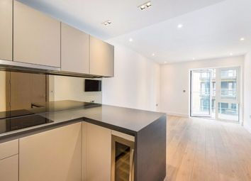 Thumbnail 1 bed flat to rent in 51 Faulkner House, Fulham Reach, London