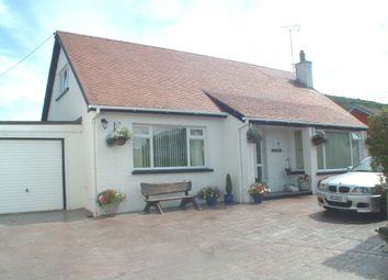 Thumbnail 3 bed detached bungalow for sale in Dol -Werdd, Llanrhystud, Ceredigion