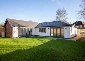 Thumbnail 3 bed detached bungalow for sale in Church Street, Ropley, Alresford