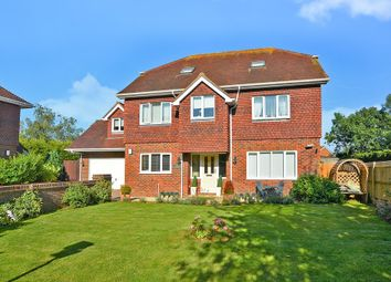 Thumbnail 6 bed detached house for sale in Mill Lane, Hawkinge, Folkestone