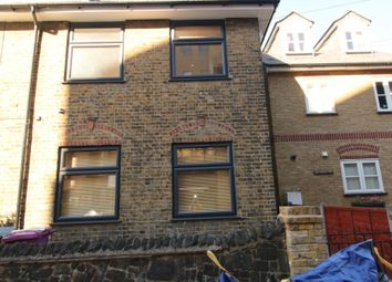 Thumbnail 3 bed end terrace house to rent in Isle Of Dogs, London