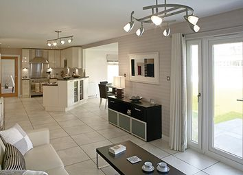 "Thumbnail 5 bedroom detached house for sale in ""Armstrong"" at Crathes, Banchory"