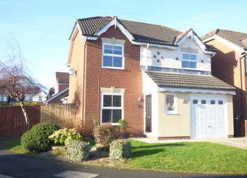 Thumbnail 4 bed detached house for sale in Manorfields, Benton, Newcastle Upon Tyne
