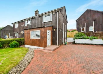 Thumbnail 3 bed semi-detached house for sale in Roy Young Avenue, Balloch, Alexandria