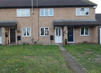 Thumbnail 2 bed terraced house to rent in Cutters Close, Narborough