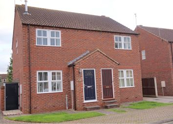 Thumbnail 3 bed semi-detached house for sale in Riverside Close, Elvington