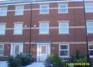 Thumbnail 4 bed terraced house to rent in Reevesway, Armthorpe