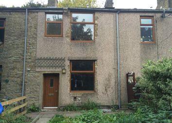 Thumbnail 1 bedroom cottage to rent in Regent Street, Haslingden, Rossendale