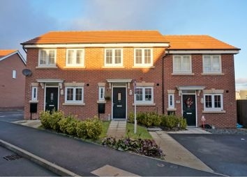 Thumbnail 2 bed town house for sale in Askew Way, Chesterfield