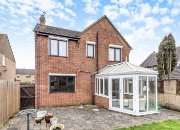 Thumbnail 4 bed detached house for sale in Fullwell Close, Abingdon