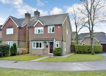 Thumbnail 3 bed detached house for sale in Old Brighton Road, Pease Pottage