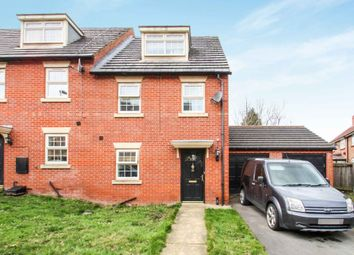 Thumbnail 3 bed end terrace house for sale in Raynville Way, Bramley, Leeds