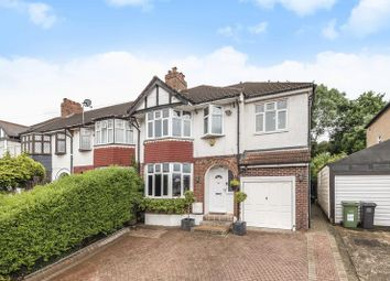 Thumbnail 5 bed semi-detached house for sale in Dunkery Road, London