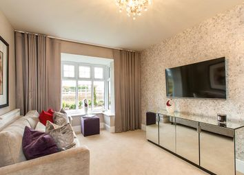 "Thumbnail 4 bedroom detached house for sale in ""The Rosebury"" at Wellow Road, Ollerton, Newark"
