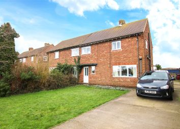 Thumbnail 3 bed semi-detached house for sale in Burnham Lane, Thornton Curtis, North Lincolnshire