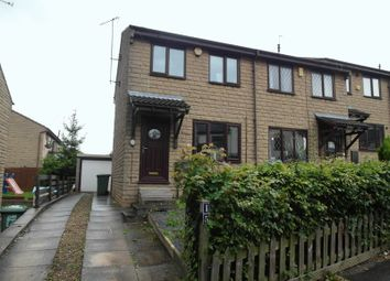 Thumbnail 2 bed town house for sale in Sarah Street, East Ardsley, Wakefield