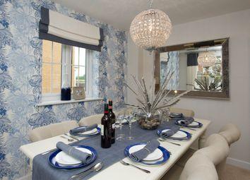 "Thumbnail 3 bedroom detached house for sale in ""Alston"" at Bevans Lane, Pontrhydyrun, Cwmbran"