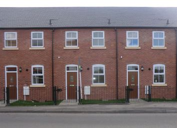 Thumbnail 2 bed property to rent in Derby Road, Uttoxeter