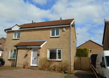 Thumbnail 3 bed semi-detached house for sale in Arlington Road, Sully, Penarth