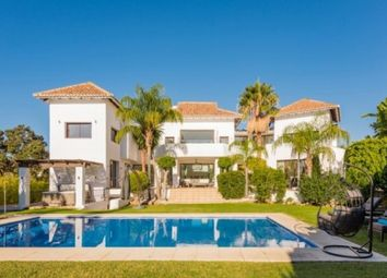 Thumbnail 8 bed property for sale in Golden Mile, Marbella, Málaga